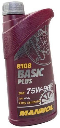 Mannol Basic Plus 75W-90 API GL 4+ (1 l)