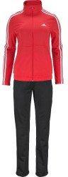 Adidas Back 2 Basics 3 Streifen Trainingsanzug Damen real coralwhiteblack