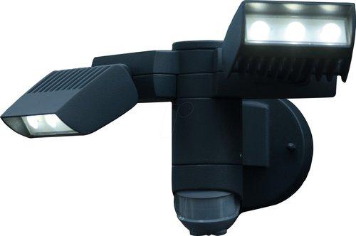 OSMOT Eco-Light LED Außenleuchte Corn (6156-PIR gr)