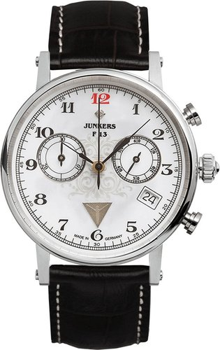 Junkers Uhren Expedition Südamerika 6587