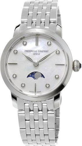 Frederique Constant Slimline Moonphase (FC-206MPWD1S6B)