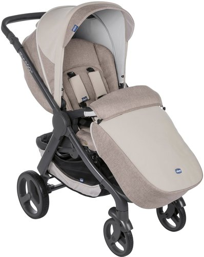 Chicco Duo Stylego Up Crossover Beige