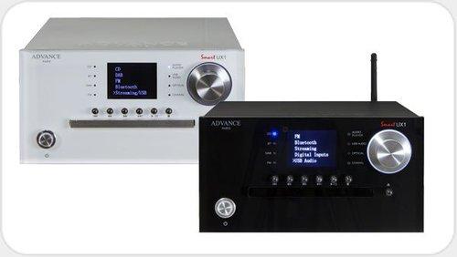 Advance Acoustic UX 1 Netzwerk Streamer weiß