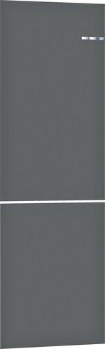 Bosch Dekorplatte für KVN39I steingrau