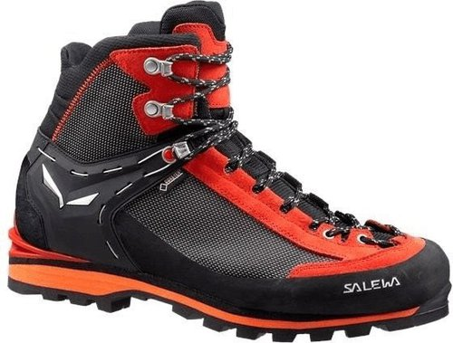 Salewa Crow GTX black/papavero