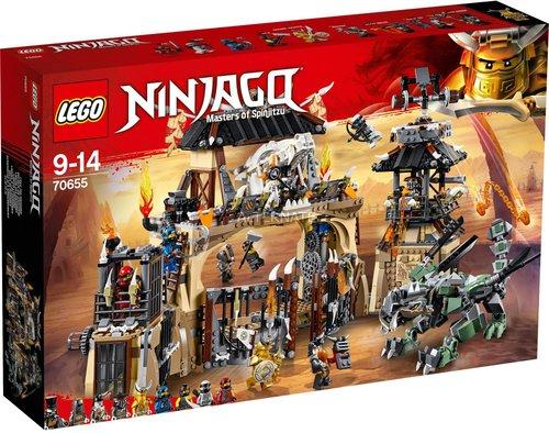 LEGO Ninjago Drachengrube (70655)