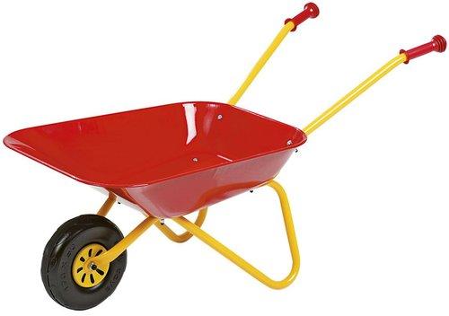 Rolly Toys Kinderschubkarre Rot (271801)