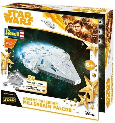 Revell 01017 Solo Star Wars Millennium Falcon 2018