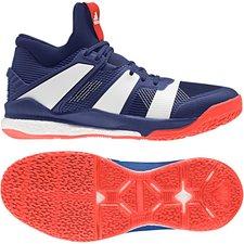 adidas Damen Stabil Boost II Handballschuhe, Mehrfarbig
