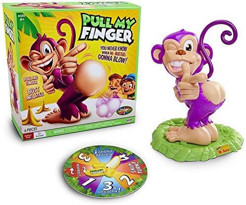 Jakks Pacific Pull My Finger Mr Buster Monkey