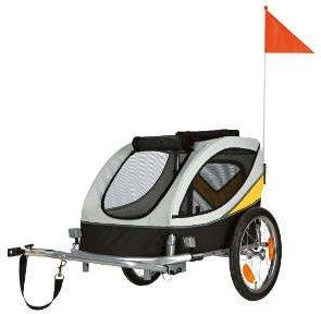 Trixie Fahrrad-Anhänger M (12805)