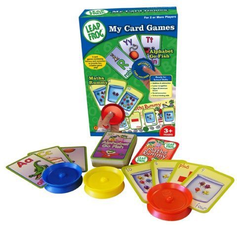 Re:creation LeapFrog My Card Games
