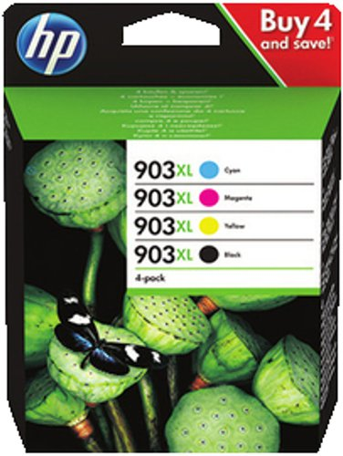 HP Nr. 903XL Multipack 4-farbig (3HZ51AE)
