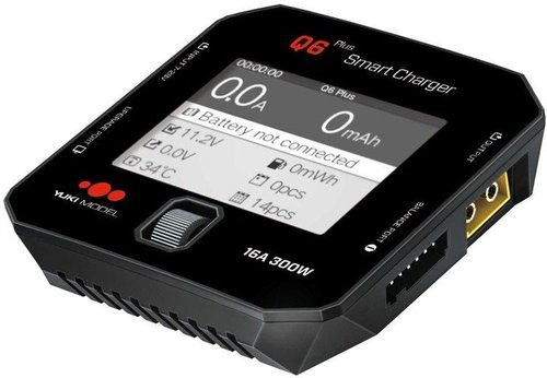 iSDT Smart Charger Q6 Plus