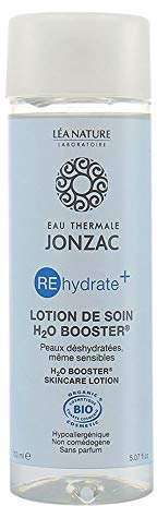 Eau thermale Jonzac Rehydrate+ H2O booster skincare lotion (150 ml)