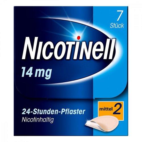 Novartis Nicotinell 35 mg / 24-Stunden-Pflaster