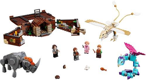 LEGO Harry Potter Newts Koffer der magischen Kreaturen (75952)