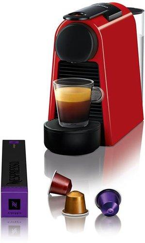 Magimix Nespresso Essenza Mini Ruby Red