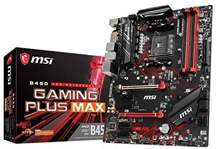 MSI B450 Gaming Plus