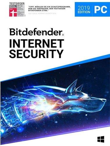 BitDefender Internet Security 2019 (1 Gerät) (1 Jahr)