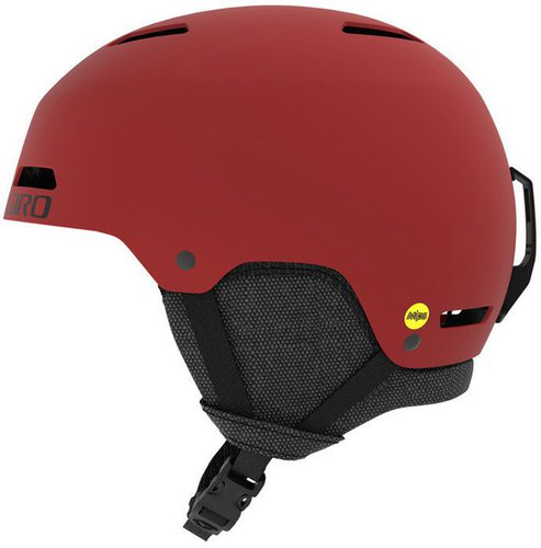 Giro Ledge Mips matte dark red