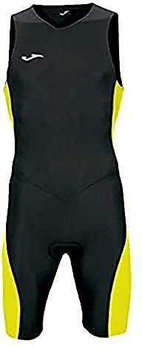 Joma Mono Triathlon / Duathlon schwarz/gelb