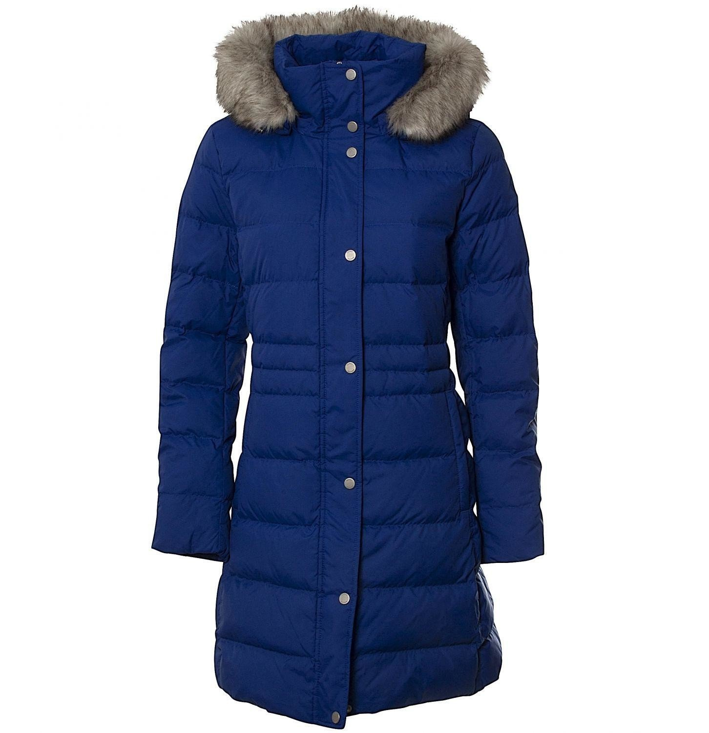 Tommy Hilfiger New Tyra Down Coat Navy