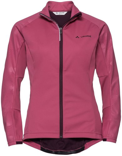Vaude Women's Resca Light Softshell Jacket grape