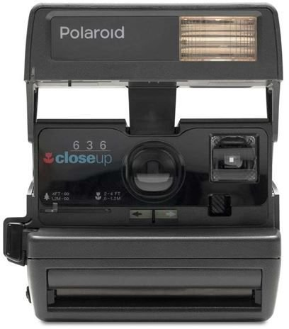 Polaroid 600 One Step Close Refurbished