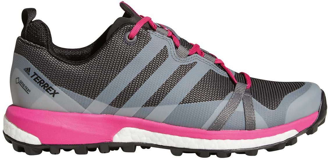 Adidas Terrex Agravic GTX W grey four/grey one/real magenta