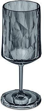 Koziol Weinglas CLUB 350 ml NO. 4 grau