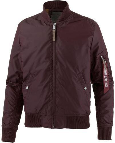 huge selection of f71e0 ec656 Alpha Industries Bomberjacke Herren