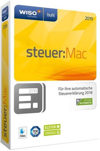 Buhl Data WISO steuer:Mac 2019 (Box)