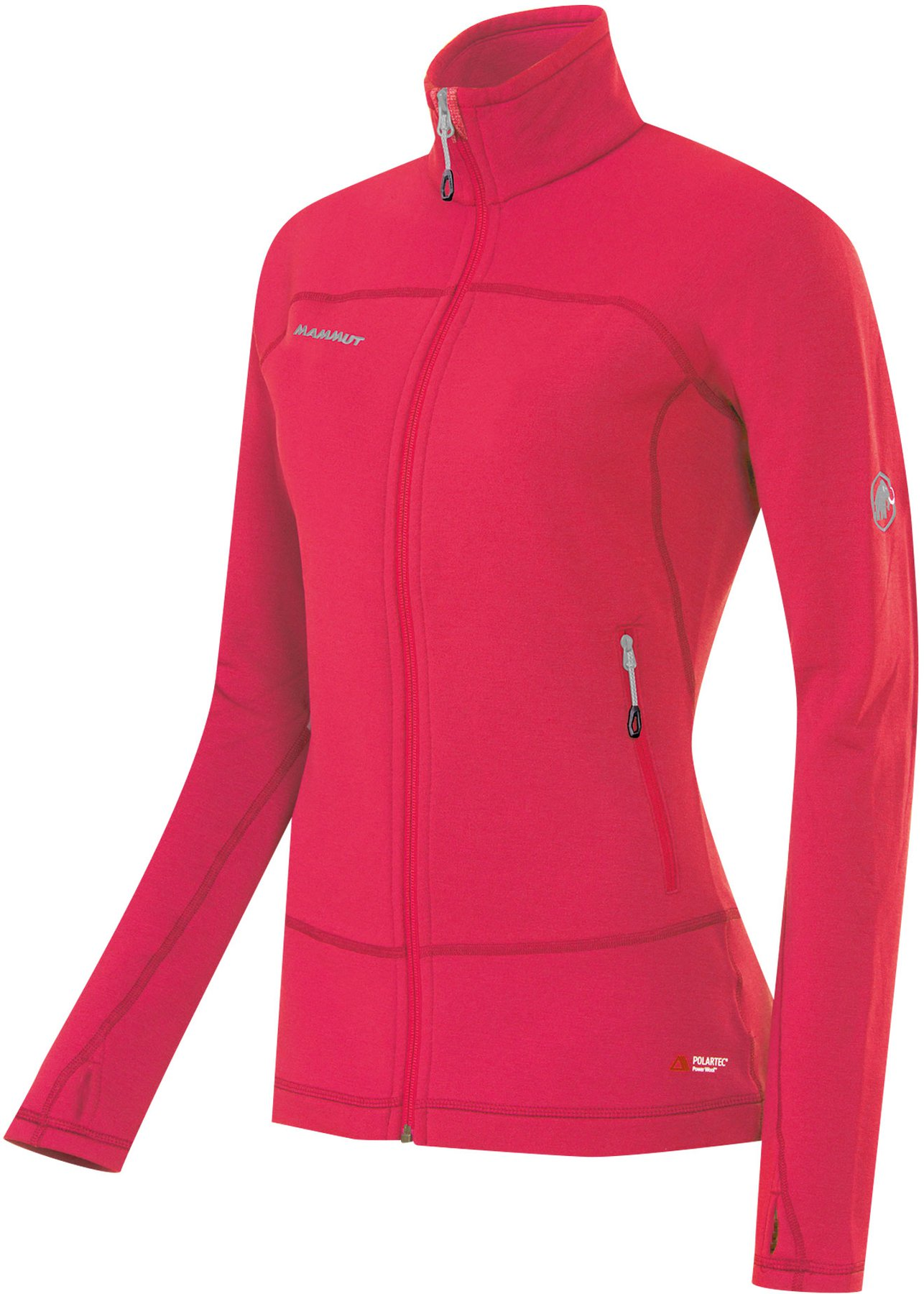 timeless design a8e27 848e6 Mammut Fleecejacke Damen