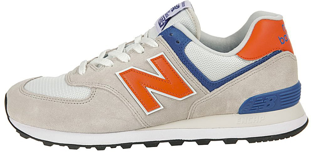 New Balance 574 nimbus cloud with bengal tiger