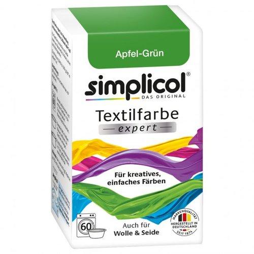 Simplicol Textilfarbe expert Apfel-Grün