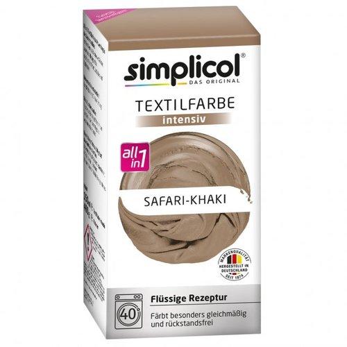 Simplicol Textilfarbe intensiv Safari-Khaki