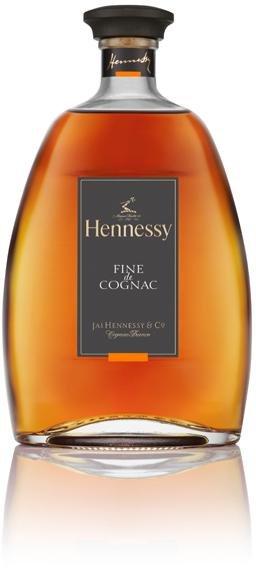 Hennessy Fine de Cognac 0,7 l