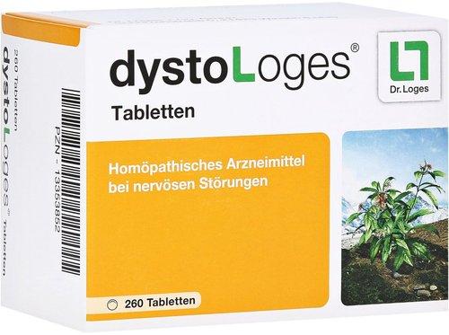 Dr. Loges dystoLoges Tabletten (260 Stk.)