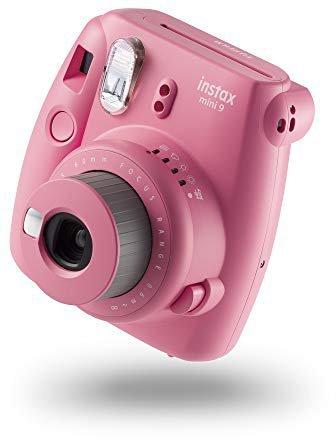Fujifilm Instax Mini 9 Poppy Red