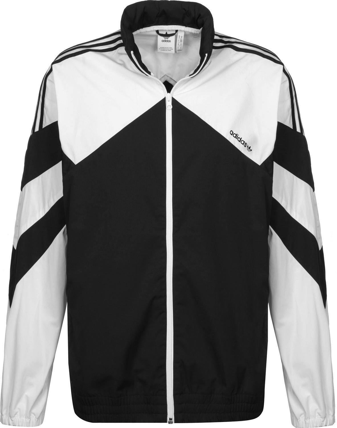 Adidas Palmeston Windbreaker blackwhite (DJ3450)