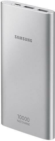 Samsung EB-P1100C 10000 mAh Silber