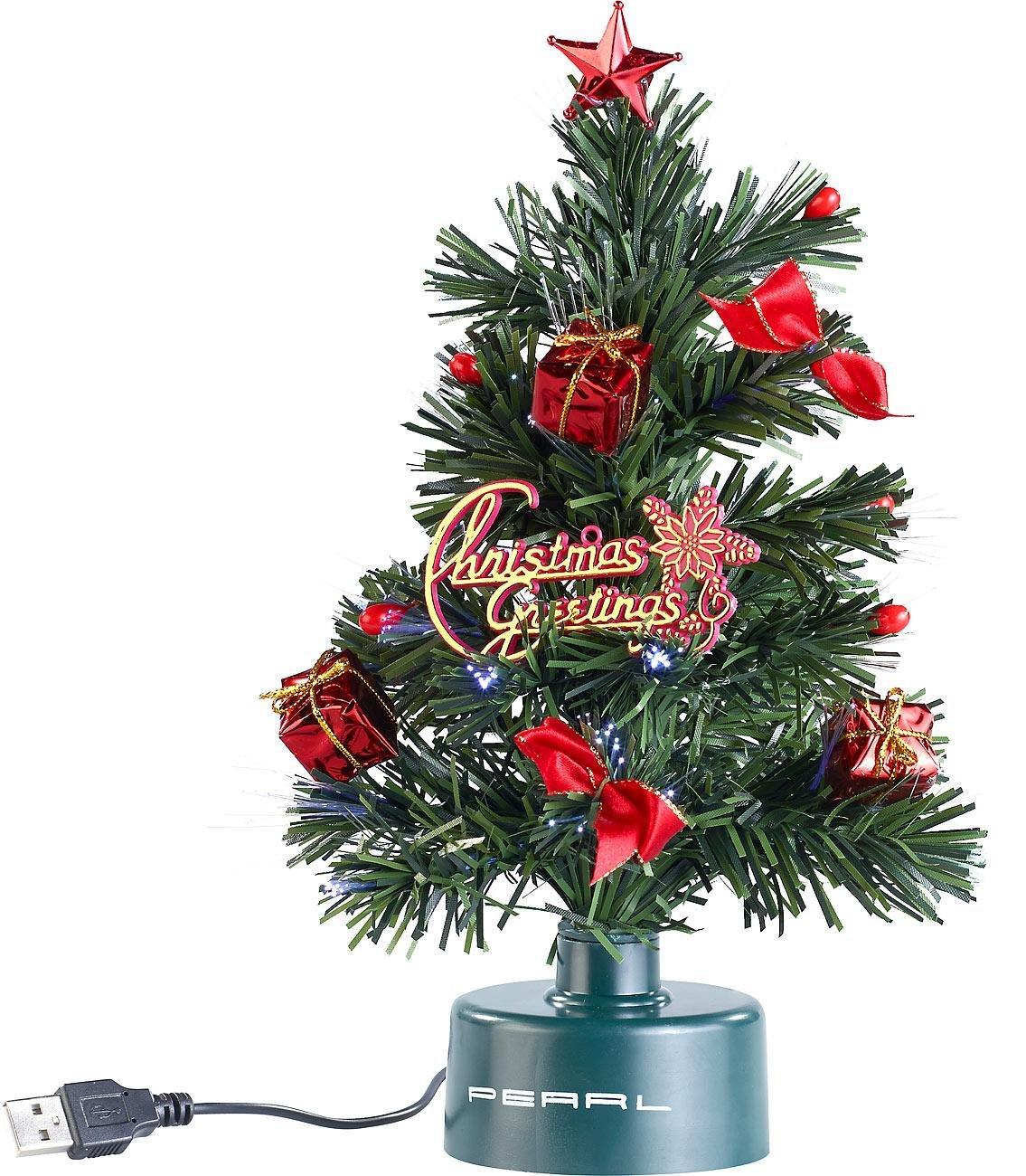 Mini Weihnachtsbaum Mit Batterie.Usb Weihnachtsbaum