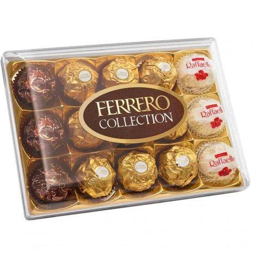 Ferrero Collection Rondnoir Rocher Raffaello (172g)