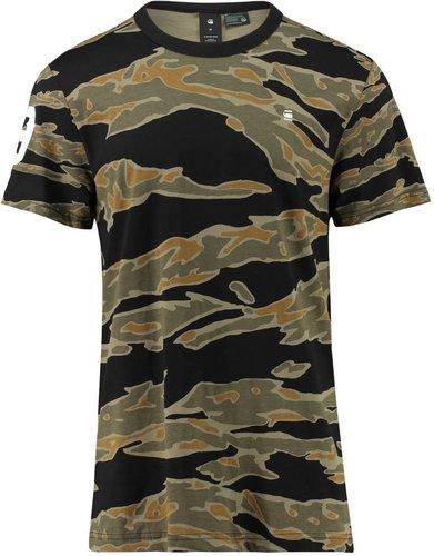 G-Star Tertil tigerstripe camouflage print