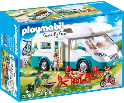 Playmobil Family Fun - Familien-Wohnmobil (70088)
