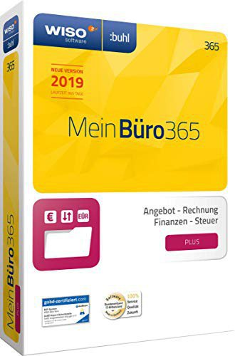 Buhl Data Mein Büro 365 Plus (Box)