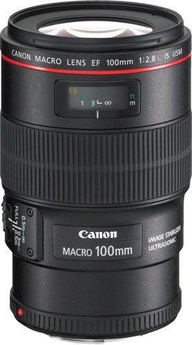 Canon EF 100 mm 1:2.8L Macro IS USM