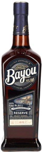 Bayou Select Rum 0,7 L (40%)