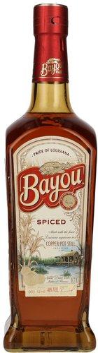 Bayou Spiced Rum 0,7 L (40%)